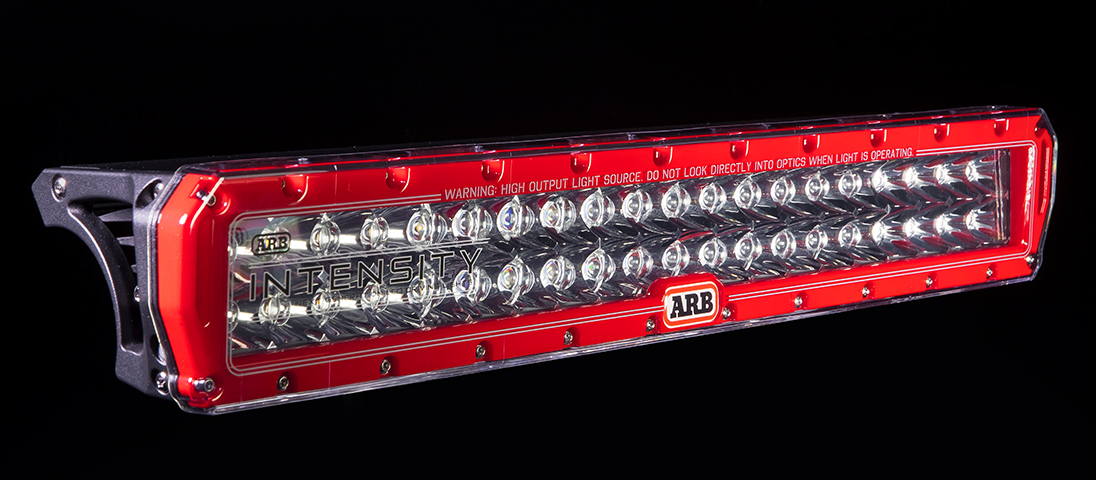 Arb intensity ar40 led light bar 4wd ute extras arb arb 4x4 arb intensity ar40 led light bar aloadofball Images
